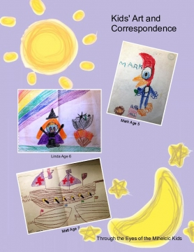 Kids' Art and Correspondence