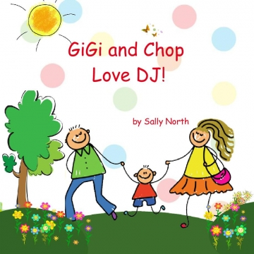 GiGi and Chop Love DJ!