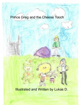 Prince Greg and the Cheese Touch