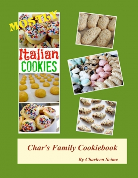 Char's Family Cookiebook