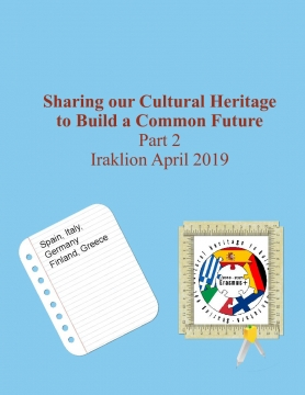 Sharing our Cultural Heritage to Build a Common Future