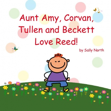 Aunt Amy, Corvan, Tullen and Beckett Love Reed!