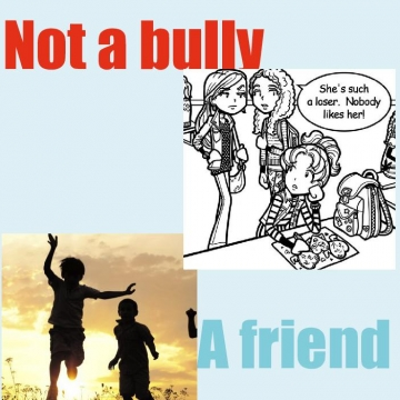 Bullying not ok!