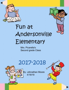 Fun at Andersonville Elementary