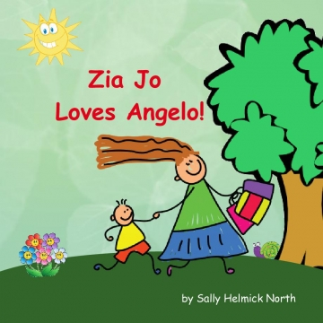 Zia Jo Loves Angelo!