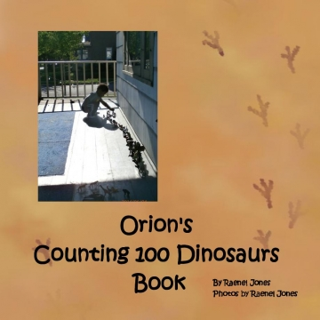 Orion's Counting 100 Dinosaurs Book