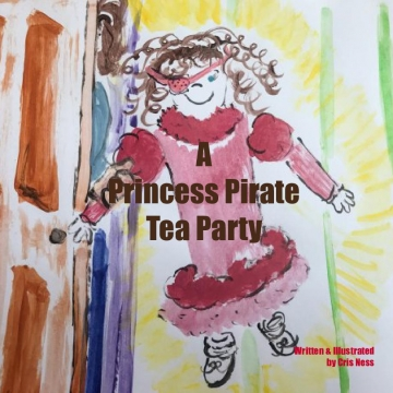 A Princess Pirate Tea Party