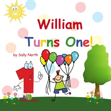 William Turns One!