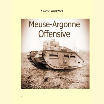Meuse-Argonne Offensive