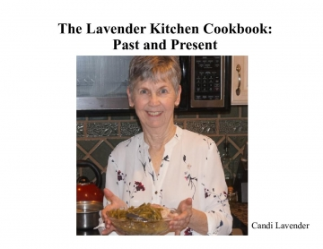 The Lavender Family Cookbook