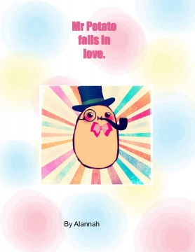 Mr Potato falls in love.