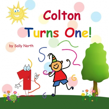 Colton Turns One!