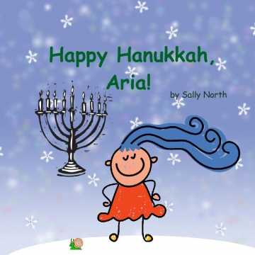 Happy Hanukkah, Aria!