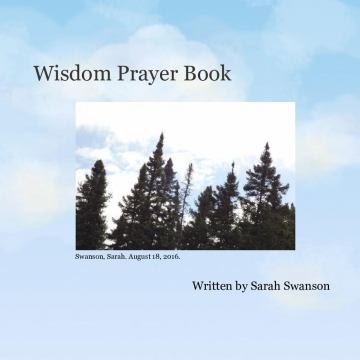 Wisdom Prayer Book by Sarah