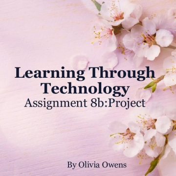 Learning Through Technology Online- Spring 2020