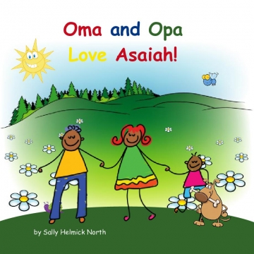 Oma and Opa Love Asaiah!