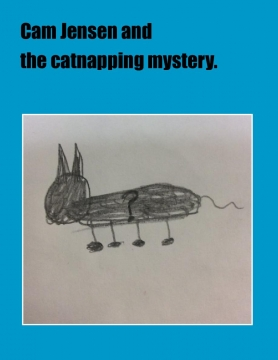 Cam Jensen and the catnapping mystery