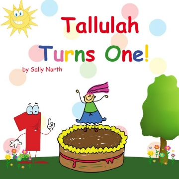 Tallulah Turns One!