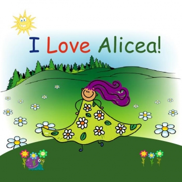 I Love Alicea!