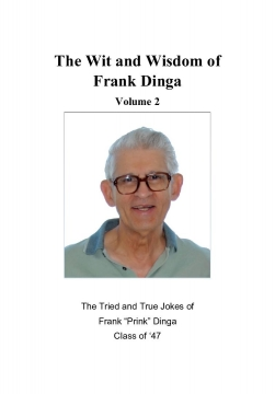 The Wit and Wisdom of Frank Dinga Volume 2       b