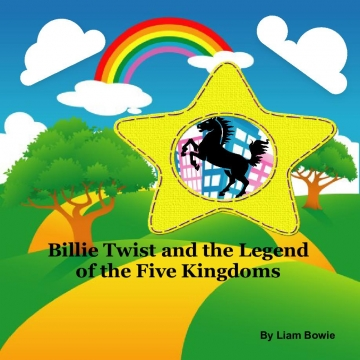 Billie Twist and the Legend of the Five Kingdoms