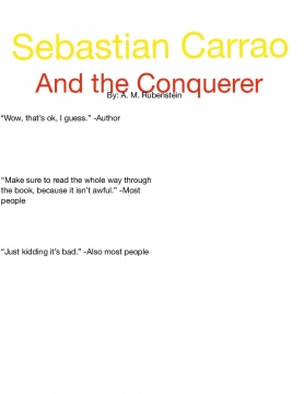 Sebastian carrao and the conqueror