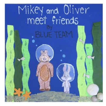 Mikey and Oliver Meet New Friends Final 1