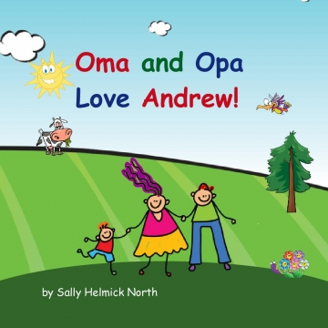 Oma and Opa Love Andrew!