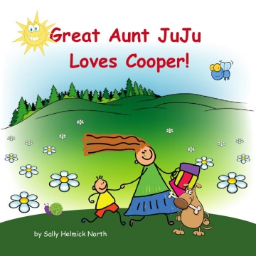 Great Aunt JuJu Loves Cooper!