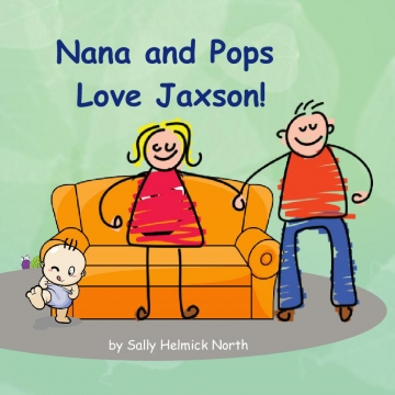 Nana and Pops Love Jaxson!