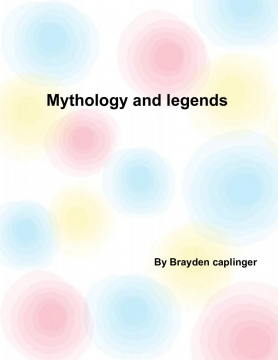 Mythology and legends