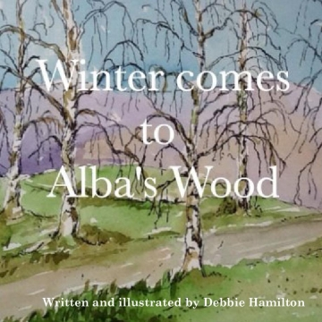 Winter comes to Alba's Wood