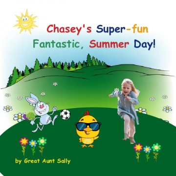 Chasey's Super Fun Fantastic Summer Day!