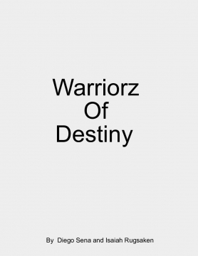 Warriorz Of Destiny