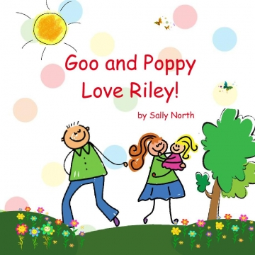 Goo and Poppy Love Riley!