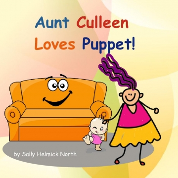 Aunt Culleen Loves Puppet!
