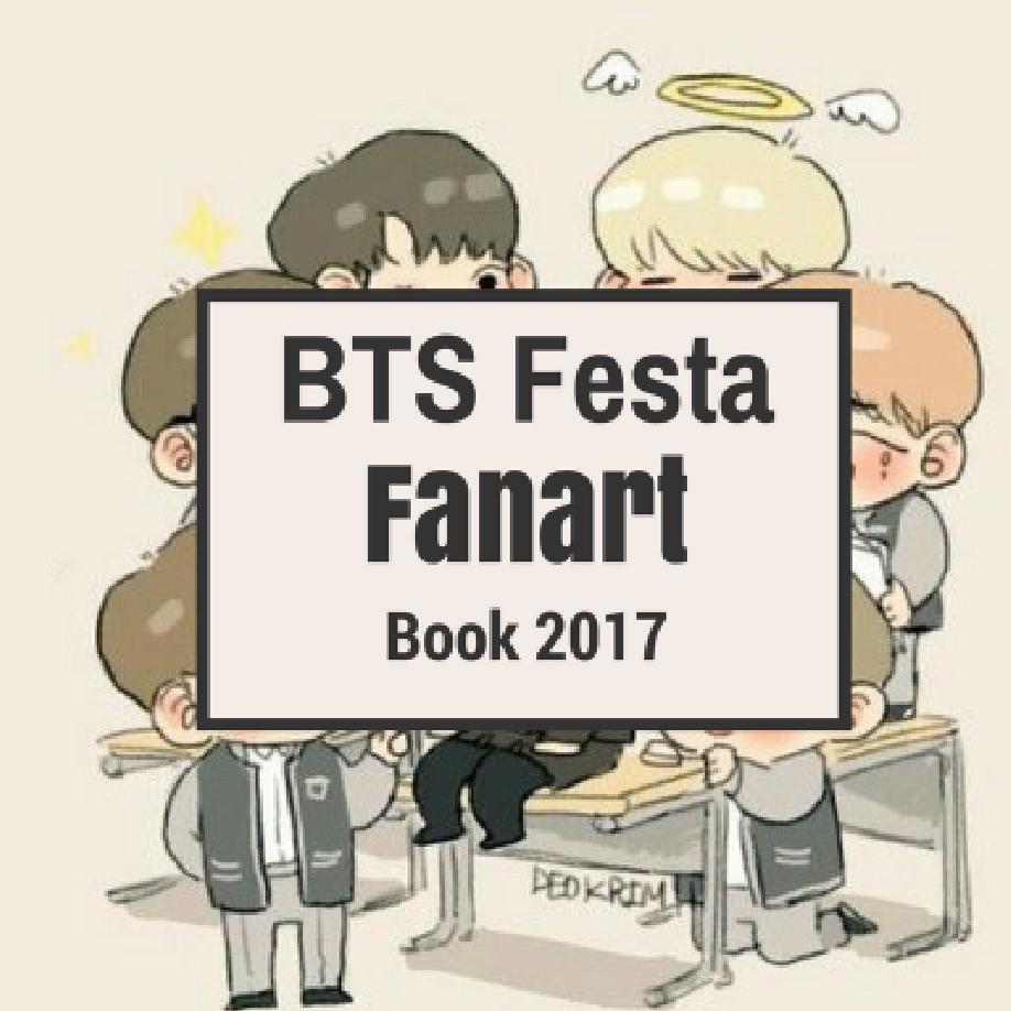 BTS Festa Fanart Book