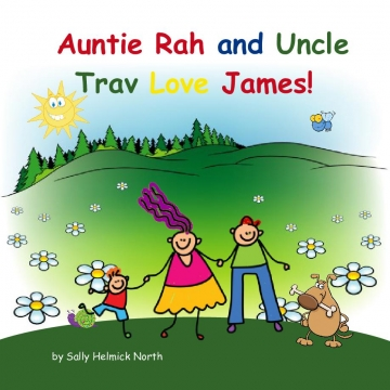 Auntie Rah and Uncle Trav love James!