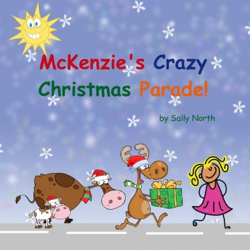 McKenzie's Crazy Christmas Parade!