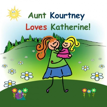 Aunt Kourtney Loves Katherine!
