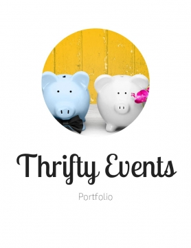 Thrifty Events' Portfolio