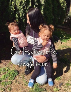 Confessions of a single mum.