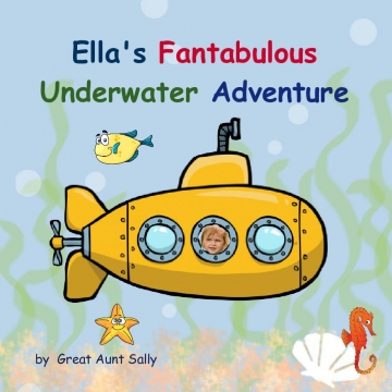 Ella Bella's Fantabulous Underwater Adventure!