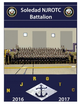 Soledad High School NJROTC Yearbook 2nd ed