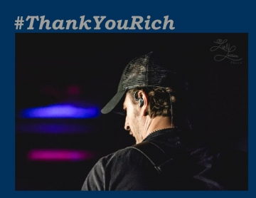 #ThankYouRich