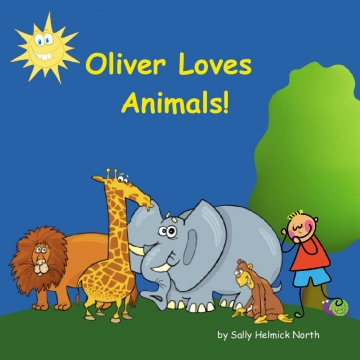 Sample Boy's Animal Book