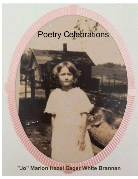 Poetry Celebrations, Jo's life in Poems