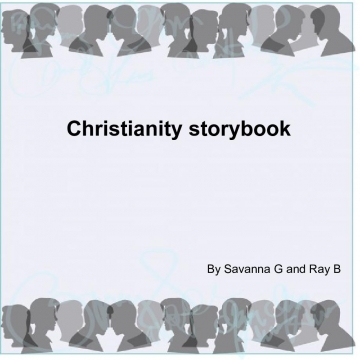 Christianity storybook