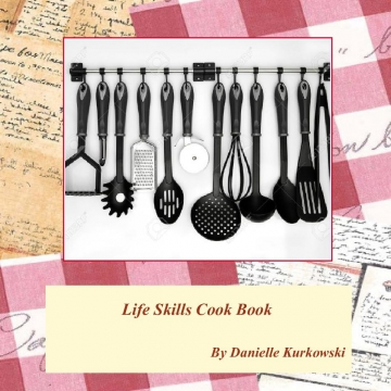Danielle's cookbook