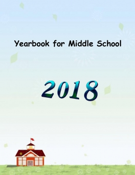 Yearbook or 2018 Middle School